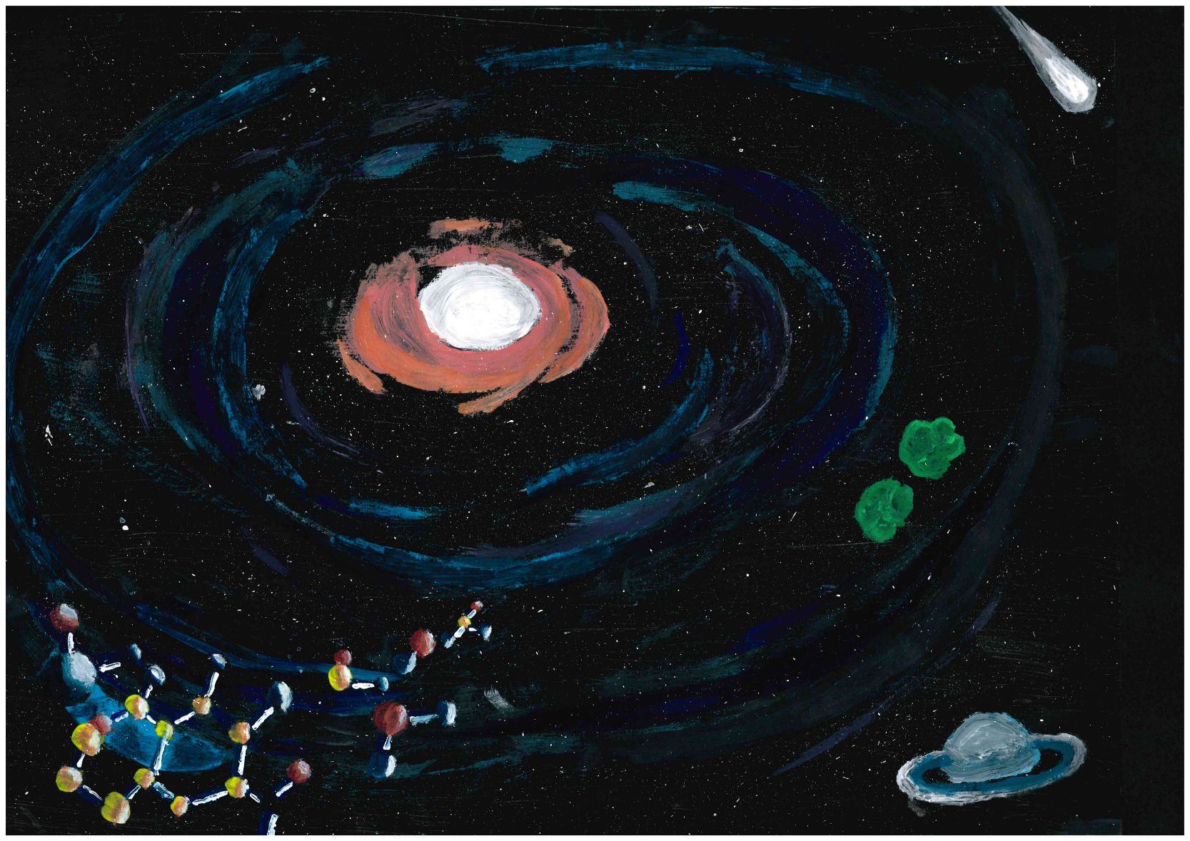 Universo microbiano