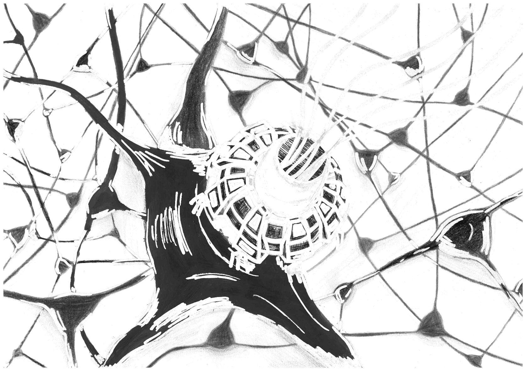 Nanorobots en el cerebro